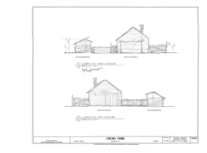 Crews Farm, Macclenny, Baker County, FL HABS FL-398 (sheet 12 of 24).png