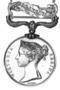 Crimea War Medal, Avers