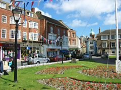 Cromer, Church St.JPG