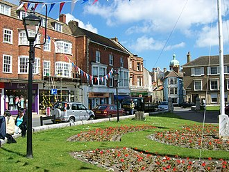Cromer - Image: Cromer, Church St