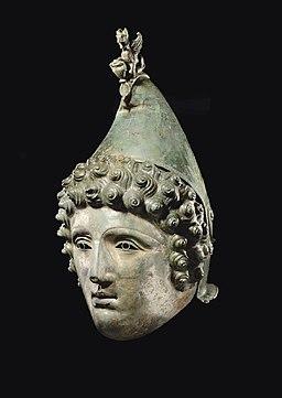 Crosby Garrett Roman cavalry helmet