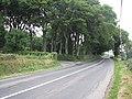 Crossroads at Glebe - geograph.org.uk - 873699.jpg
