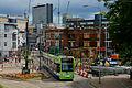 Croydon Riots - trams back running (geograph 2549261).jpg