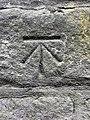 Cut Mark at Catterall, Kirkland Bridge.jpg