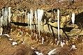 Cuyahoga National Park Icicles (8460337814).jpg
