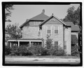 D. B. Alexander House, 532 Calhoun Street, Greenwood, Greenwood County, SC HABS SC-667-5.tif