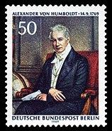 DBPB 1969 346 Joseph Karl Stieler Alexander von Humboldt