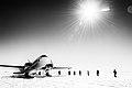DC-3 in Antarctica. (15811816921).jpg