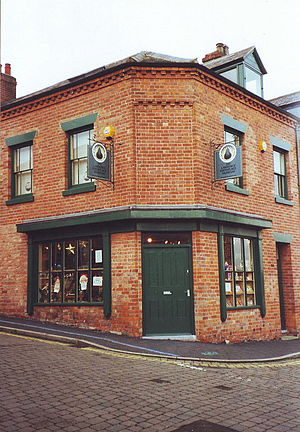 D. H. Lawrence - D. H. Lawrence Birthplace Museum in Eastwood, Nottinghamshire