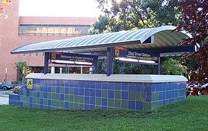 33rd Street station (SEPTA) - Image: DUSEPTA33St