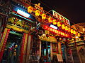 Da Shi Ye Temple at night, Minsyong (Taiwan).jpg