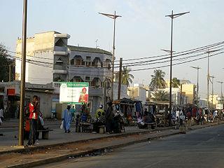 Gueule Tapée-Fass-Colobane Commune darrondissement in Dakar Region, Senegal