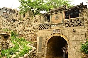 Jingxing County - Image: Daliangjiang