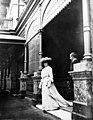 Dame Nellie Melba outside the Gresham Hotel, Brisbane (3190852470).jpg