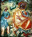 Damiane. St.Joseph and a Shepherd.jpg
