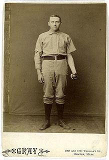 Dan Casey American baseball player