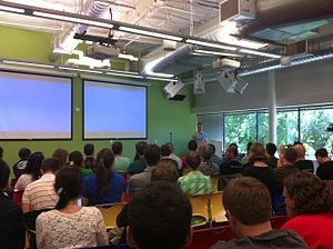 Dan Savage - Dan Savage speaking at Google about the It Gets Better Project