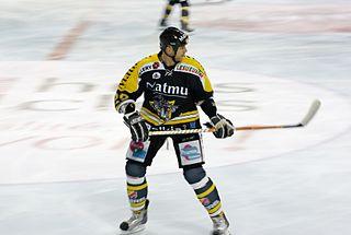 Daniel Babka Slovak ice hockey player