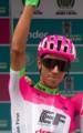 Daniel Martínez en el campeonato nacional de ciclismo de Colombia 2018.png