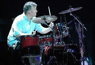 Danny Cummings - Cummings at the NAC, July 2005