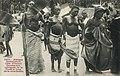 Danses des habitants de la forêt le long de la voie ferrée (Côte d'Ivoire).jpg