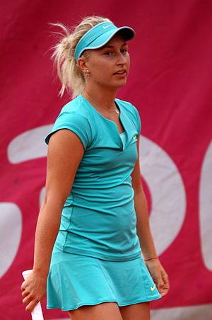 Daria Gavrilova - Gavrilova in 2015