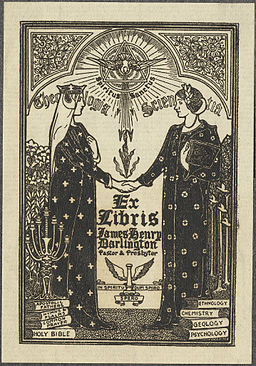 Darlington Bookplate