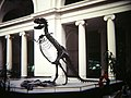 Daspletosaurus & Lambeosaurus, 1984.jpg