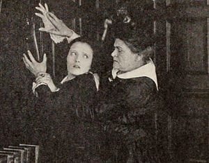 Lule Warrenton - Daughter Angele (1918) starring Pauline Starke and Lule Warrenton, on page 35 of the September 14, 1918 Exhibitors Herald.