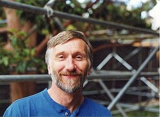 David Aldous - David Aldous in Berkeley