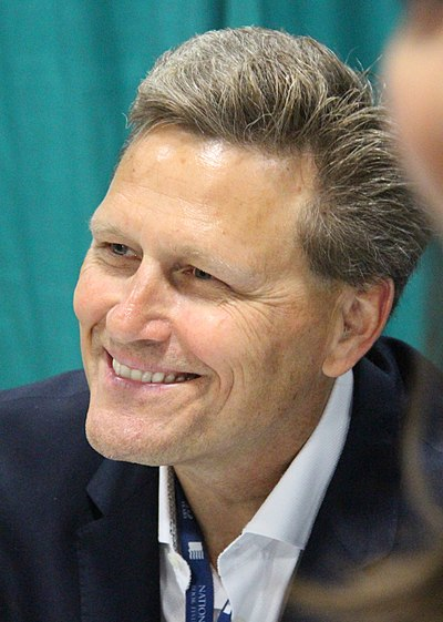 David Baldacci, American author