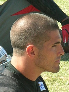 American football player, quarterback