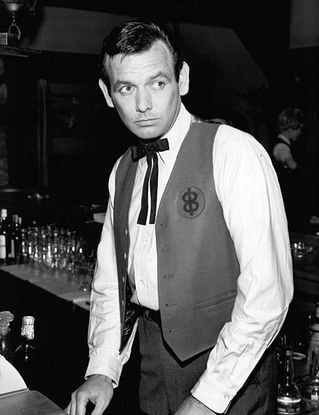File:David Janssen The Fugitive premiere 1963.JPG