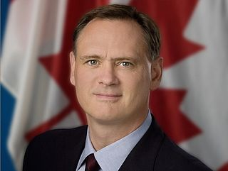 David McGuinty Canadian politician