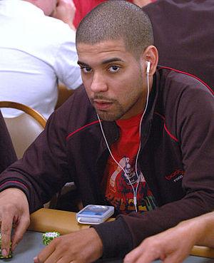 David Williams (card game player) - David Williams in 2006
