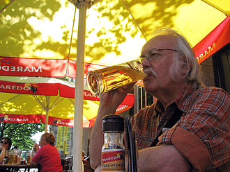 David Nicolle - Image: David in Berlin, May 2011 copy