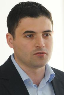 Davor Bernardić Croatian politician and physicist
