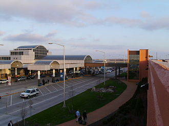 Dayton International Airport - Terminal building