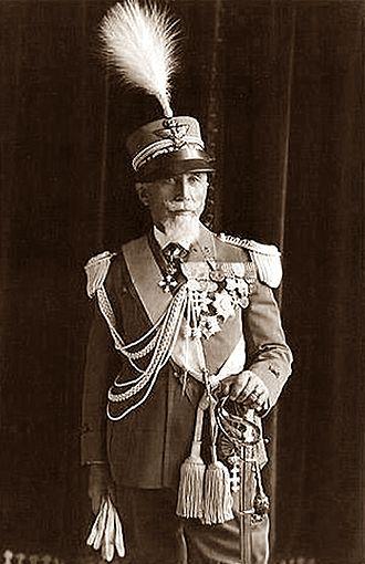 Emilio De Bono - Emilio De Bono in 1929.