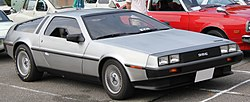 DeLorean DMC-12 (1981)