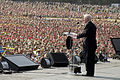 Defense.gov News Photo 100728-D-7203C-014 - Secretary of Defense Robert M. Gates addresses an audience of more than 45000 during the Boy Scouts of America 2010 National Scout Jamboree at.jpg