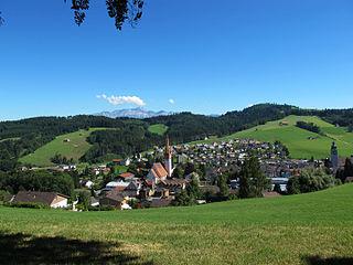 Degersheim Place in St. Gallen, Switzerland