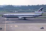Delta Air Lines McDonnell Douglas MD-11 (N811DE-48566-543) (25440070693).jpg