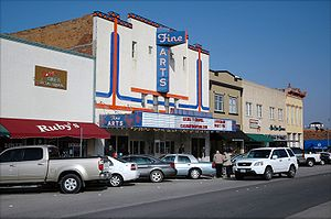 Denton, Texas - Denton Historic Town Square