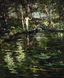 Lillian Genth American artist