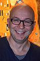 Der gelernte Konditor und Gastronom vom Café K in Hannover-Linden. Ralf Schnoor, ist unter anderem Autor des Interaktiven Kriminalspiels MORD IM MILEU und spielte darin den Rotlicht-König Ludwig Lümmel.jpg