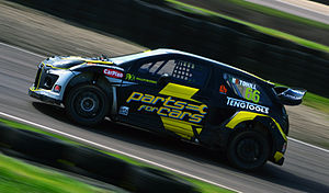 2014 World RX of Great Britain - Derek Tohill
