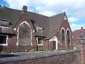 Derelict Junior School, Walsall Wood - geograph.org.uk - 901118.jpg