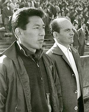 Ken Naganuma - Left (with Dettmar Cramer)