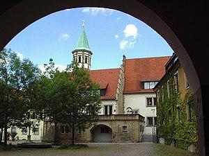 Heilbronn - The Deutschhof.
